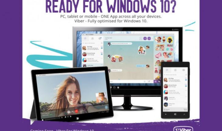 Viber for Windows 10