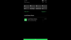 Lucid Dream Alarm
