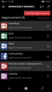 Update Windows 10 Mobile