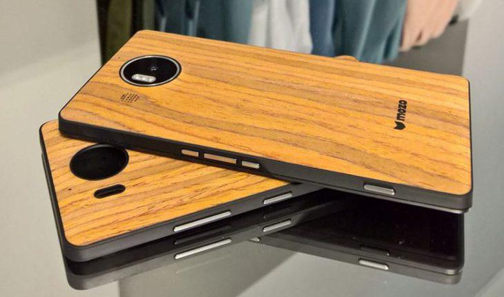 Cover Mozo in legno