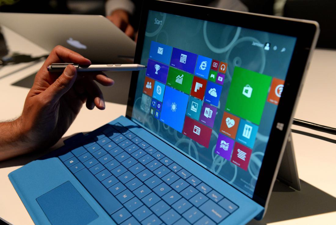 """Surface Pro 3, Microsoft rilascia un nuovo """"System Firmware Update"""""""