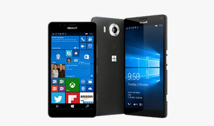 Lumia 650, 950 e 950 XL