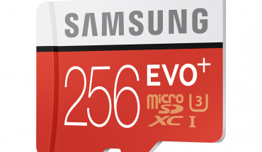 Micro SD EVO Plus da 256 GB
