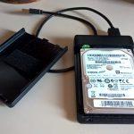 Case Esterno per HDD e SSD by Aukey