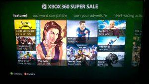 Xbox 360 Super Sale