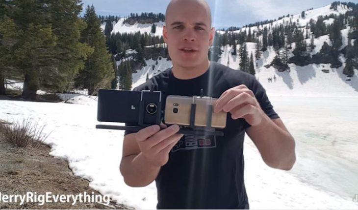 Lumia 950 XL vs Samsung Galaxy S7 Edge