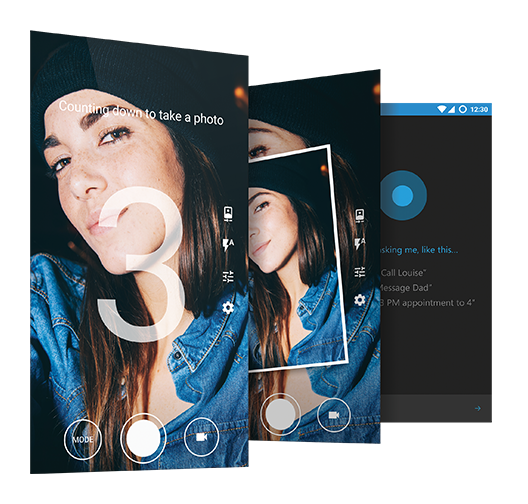 Cyanogen OS 13.1 Cortana