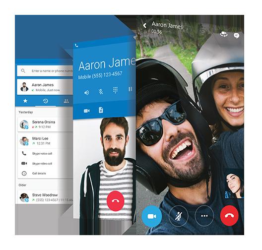 Cyanogen OS 13.1 Skype
