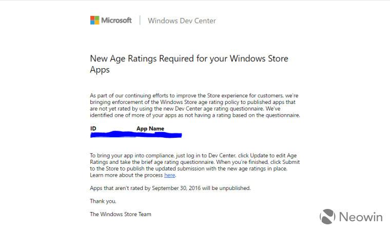 Mail di Microsoft