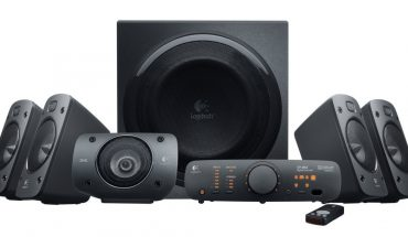 Logitech Z906 Sistema Casse Surround 5.1