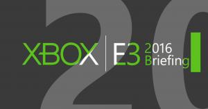 Xbox Briefing all'E3