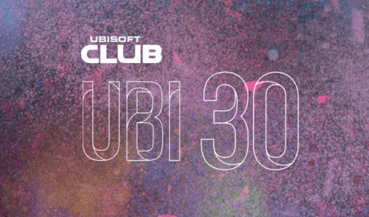 UbiSoft 30 anni
