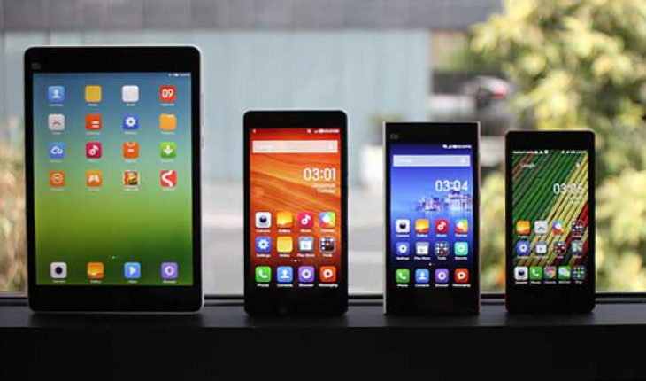 Xiaomi devices
