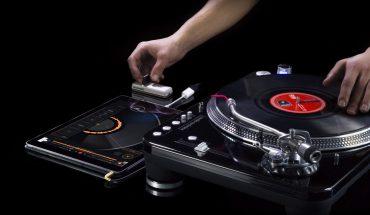 edjing Scratch: vinyle digital