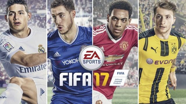 FIFA 17 - Tutti i dettagli di FIFA 17