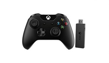 Controller Xbox One + Adattatore Wireless per PC