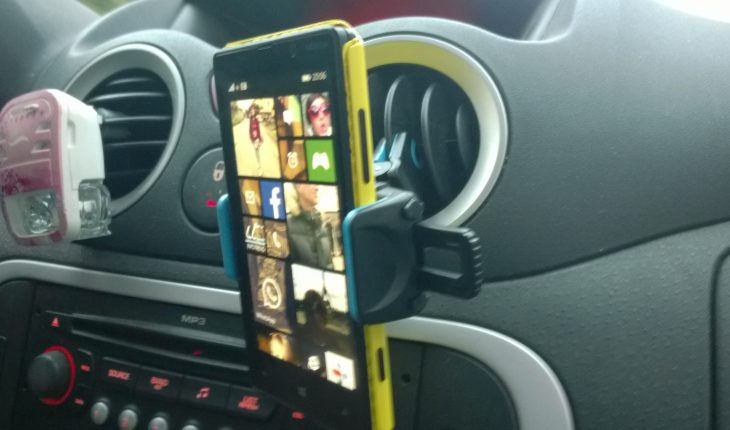 Air 360 Rotation Smartphone Holder
