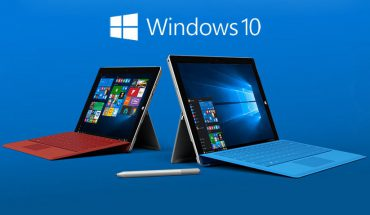 Surface con Windows 10