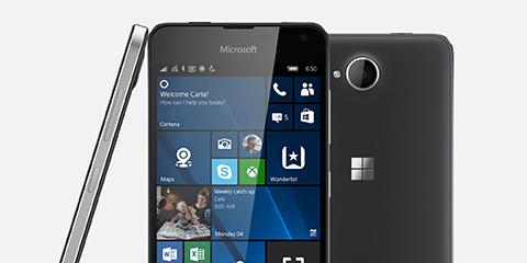 Lumia 650, risveglio con il doppio tocco sul display con il nuovo firmware update