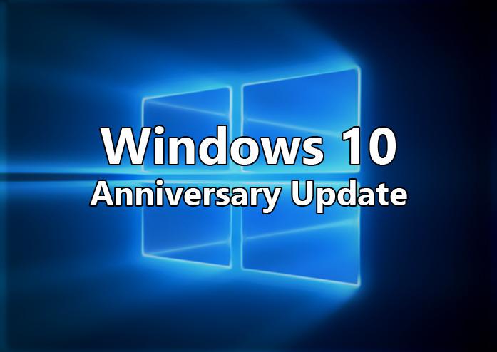 Windows 10: nuova Insider Preview e Anniversary Update per Mobile