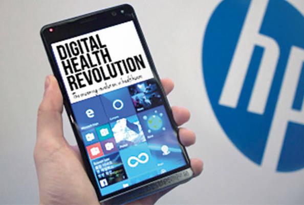 HP Elite x3, in futuro potrebbe essere utilizzato anche come strumento di diagnosi medica