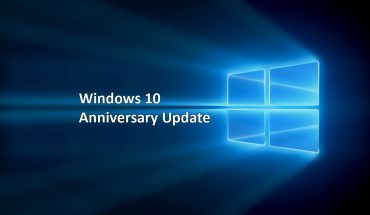 Anniversary Update di Windows 10