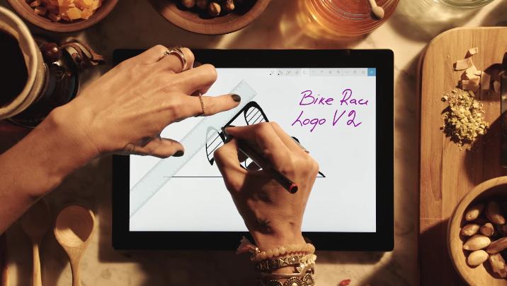 Windows Ink, un nuovo video di Microsoft mette in luce caratteristiche e potenzialità