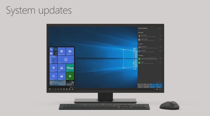 Video sull'evoluzione e le novità in arrivo per Continuum di Windows 10 Mobile