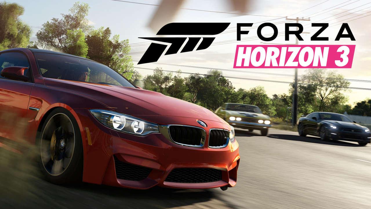 """Forza Horizon 3, la versione """"Demo"""" sarà scaricabile dal 12 settembre"""