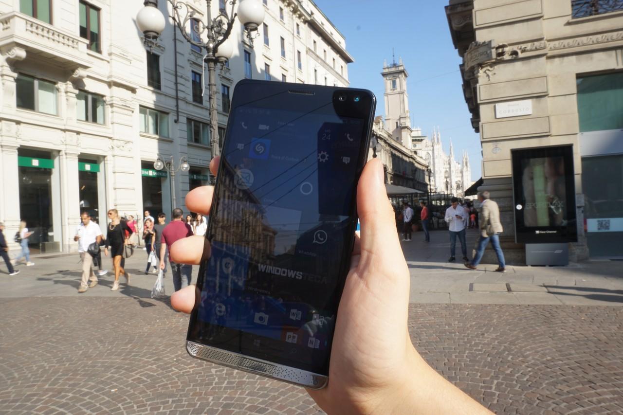 HP Elite x3, disponibile al download l'Anniversary Update di Windows 10 Mobile