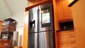Smart Instaview Door-in-Door Fridge