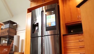 Smart Instaview Door-in-Door Fridge