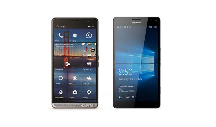 HP Elite X3 vs Lumia 950 XL