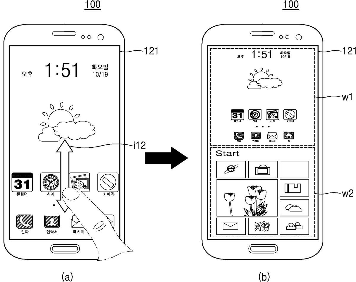 Samsung brevetta un sistema per far girare Android e Windows in contemporanea