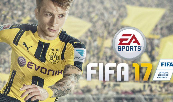 FIFA 17 va in prova domani