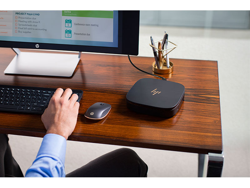 HP presenta HP Elite Slice e HP Pavilion Wave, due computer desktop potenti e con un raffinato design