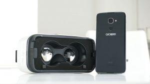 Alcatel Idol 4S con visore VR
