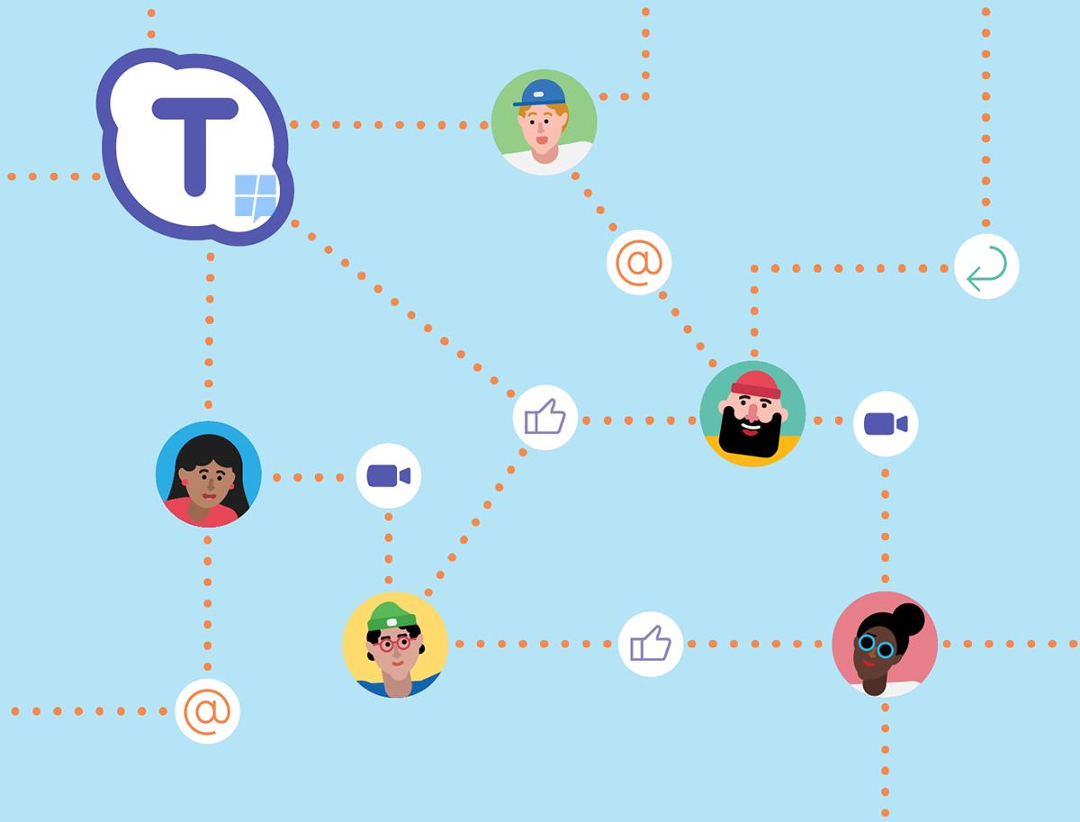 Skype Team sarà la risposta di Microsoft per contrastare l'avanzata di Slack