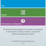 HP Mobile Hardware Diagnostics
