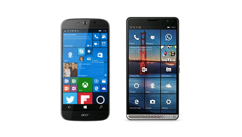 Offerta Amazon: HP Elite x3 a 455 Euro e Acer Jade Primo a 338,72 Euro