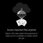 "OneDrive - Modalità ""Offline"""