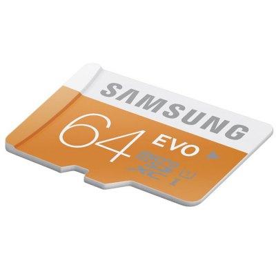 Offerta GearBest: Micro SD Samsung EVO da 64 GB a soli 14,92 Euro