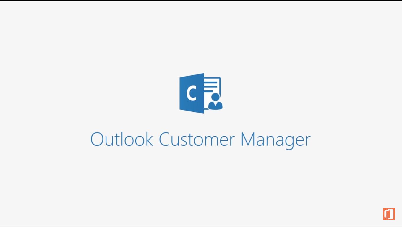 Microsoft presenta Outlook Customer Manager, un nuovo tool per gestire al meglio il rapporto con i clienti