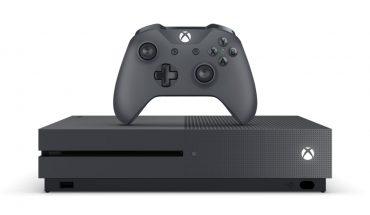 Xbox One S Storm Grey