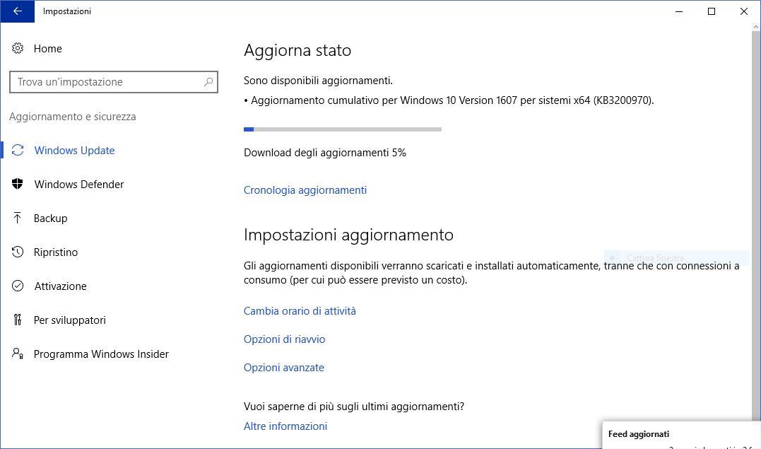 I tablet con Windows 10 avranno un touchpad virtuale
