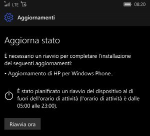 Firmware Update HP Elite x3