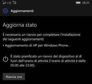 Firmware Update HP Elite x3