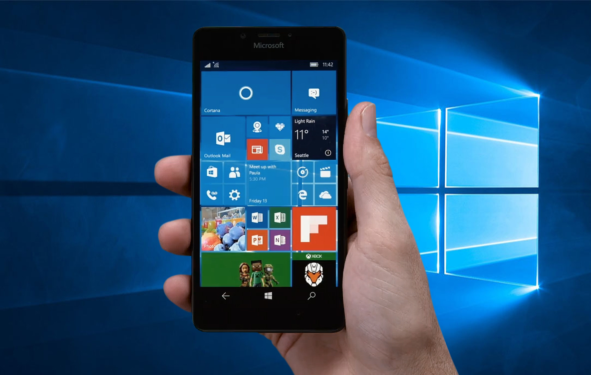 597da503cdff2 Windows 10 Mobile