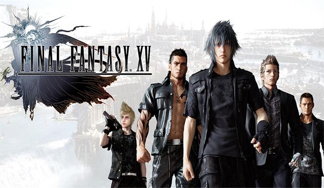 Final Fantasy XV disponibile sul Windows Store per Xbox One