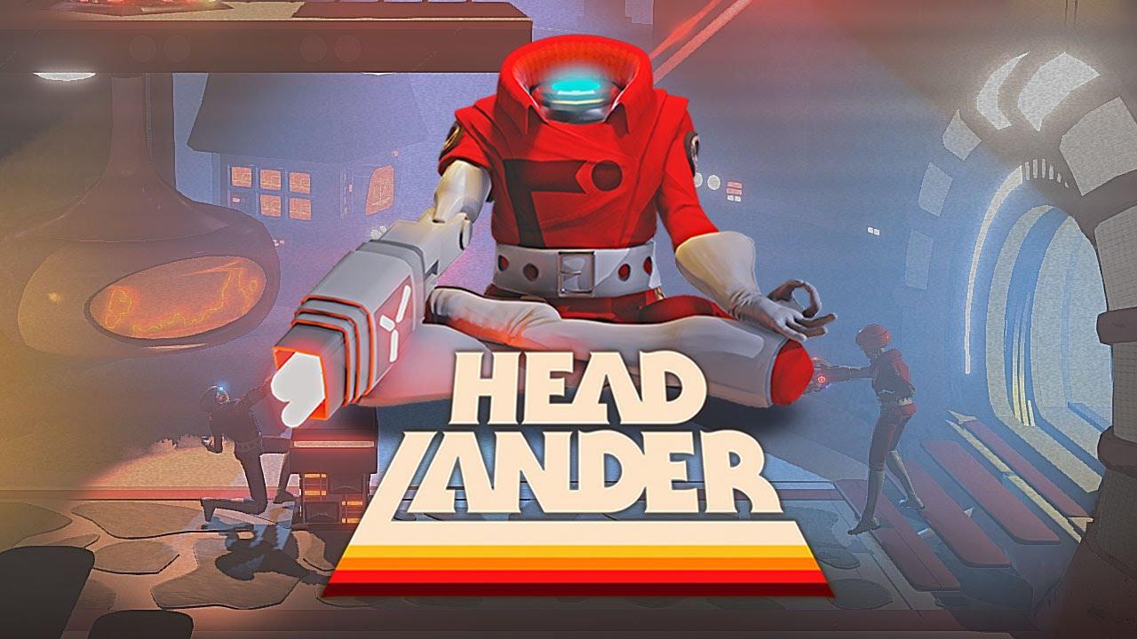 Il gioco Headlander arriva sui PC Windows 10 e su Xbox One